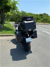 ジリージリーさんのBMWR1200RS リア画像