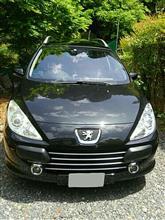 norikadaさんの愛車:プジョー 307SW (ワゴン)