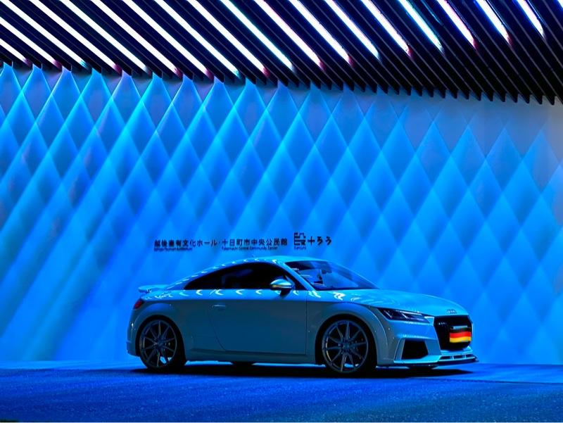 アウディ TT RS