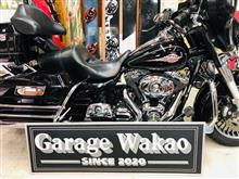 Garage WakaoさんのFLHTCU-I メイン画像