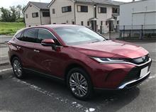 sugihiroさんの愛車:トヨタ ハリアー