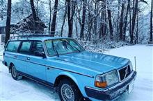 chilldayerさんの愛車:ボルボ 240 ワゴン