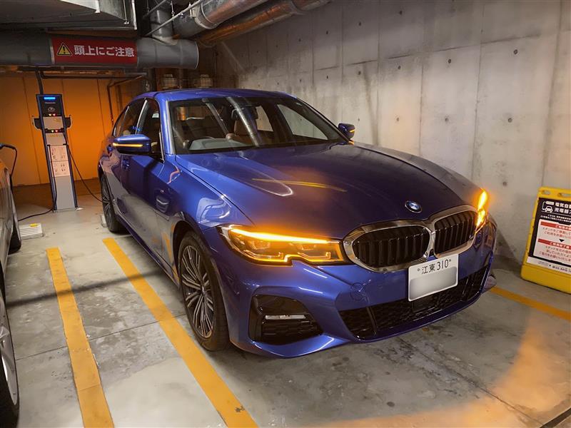BMW330e_takuさんの3シリーズ プラグインハイブリッド