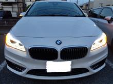 ルガトさんの愛車:BMW 2シリーズ アクティブツアラー