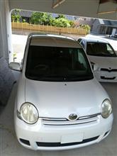 白い車さんのSIENTA