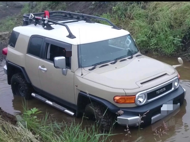 トヨタ FJクルーザー