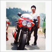 猫松さんのGSX-R750(GR71F)