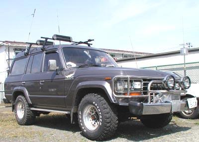 トヨタ ランドクルーザー60