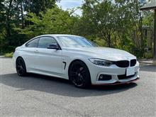 Links_F32さんの愛車:BMW 4シリーズ クーペ