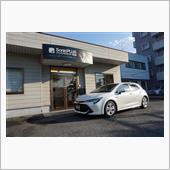 ソニックプラスセンター大阪・名古屋・山梨さんのカローラスポーツハイブリッド