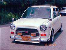 ジノゆ~とさんのミラジーノ1000 メイン画像