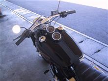 GTEさんのFXDL ローライダー インテリア画像