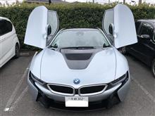 冬芽(とうが)さんの愛車:BMW i8