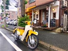 _Takayukiさんのスーパーカブ110_JA44 左サイド画像