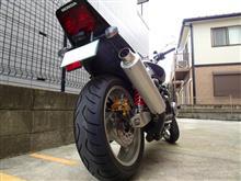 toybox-NC39さんのCB400 SUPER FOUR HYPER VTEC spec3 リア画像