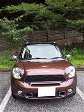 ブラドックR60さんの愛車:ミニ MINI Crossover