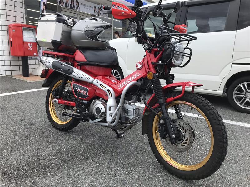 ホンダ CT125