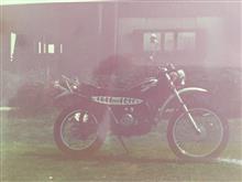 Koji7さんのハスラー(バイク) 左サイド画像