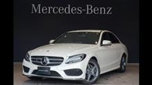 ホワイトランナーさんの愛車:メルセデス・ベンツ Cクラス セダン
