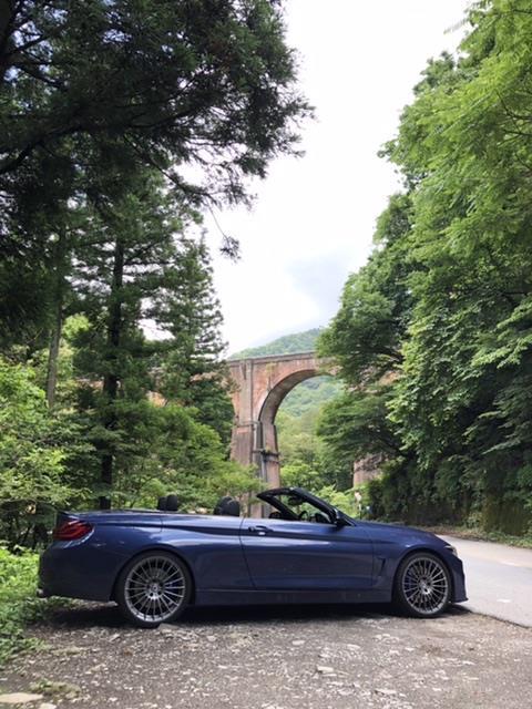 BMWアルピナ B4 カブリオ