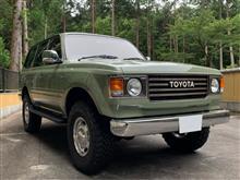 D-BOWさんの愛車:トヨタ ランドクルーザー80