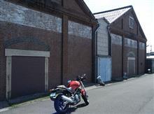 淡海屋さんのDUCATI800ie 左サイド画像