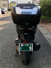 u12651さんのフォルツァMF13 リア画像