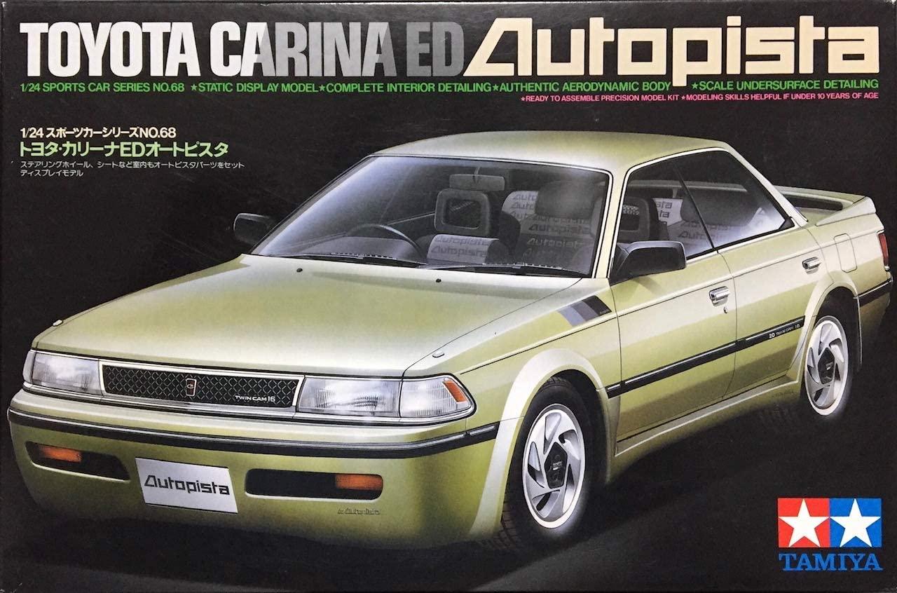 トヨタ カリーナED