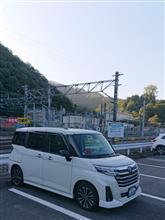 musumemeiさんのルーミーカスタム 左サイド画像