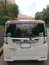 musumemeiさんのルーミーカスタム リア画像