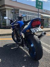 鈴炎さんのZRX1200S