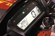 代表取締役横綱さんのCRF250X インテリア画像