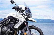 hirofumi3145さんのTiger800 ABS (タイガー) 左サイド画像