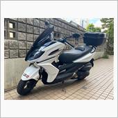 モコすけ(ききゆき)さんのK-XCT300i