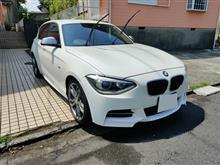 ダメリーマンさんの愛車:BMW 1シリーズ ハッチバック
