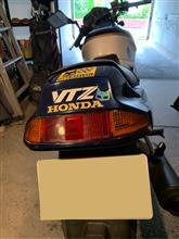 ぶいぜるさんのVTZ250 リア画像