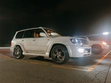 桃白サーフ185さんの愛車:トヨタ ランドクルーザー100
