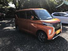 campari_198さんの愛車:三菱 eKクロススペース