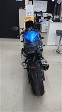 大型初心者ライダー♪さんのGSX-S1000F ABS リア画像