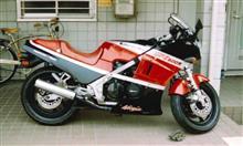 ネコヤマさんのGPz600R メイン画像