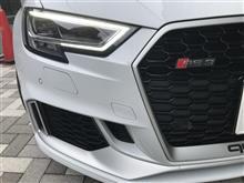 かずぷーさんの愛車:アウディ RS3 スポーツバック