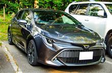 examplehamuさんの愛車:トヨタ カローラスポーツ