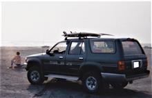 jun-G-Riderさんのハイラックスサーフバン メイン画像