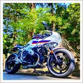 ケン@一本道さんのR nineT Racer