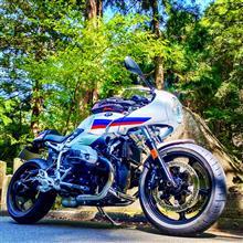 ケン@一本道さんのR nineT Racer メイン画像