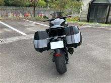 えび★さんのNinja1000SX リア画像
