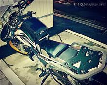 HIRO@ND_NR-A&XT250FEさんのセロー250ファイナルエディション リア画像