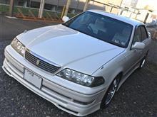 トヨタ マークII GF-JZX100