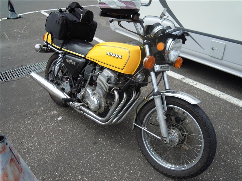 ホンダ シービー 750