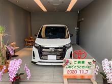 yuhaeriさんの愛車:トヨタ ノア
